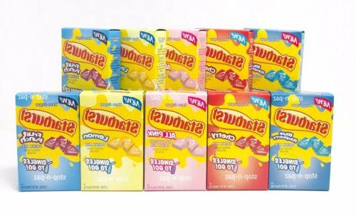 singles to go drink mix assorted flavors