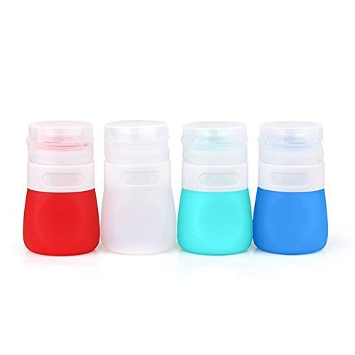 squeezy portable salad dressing bottles