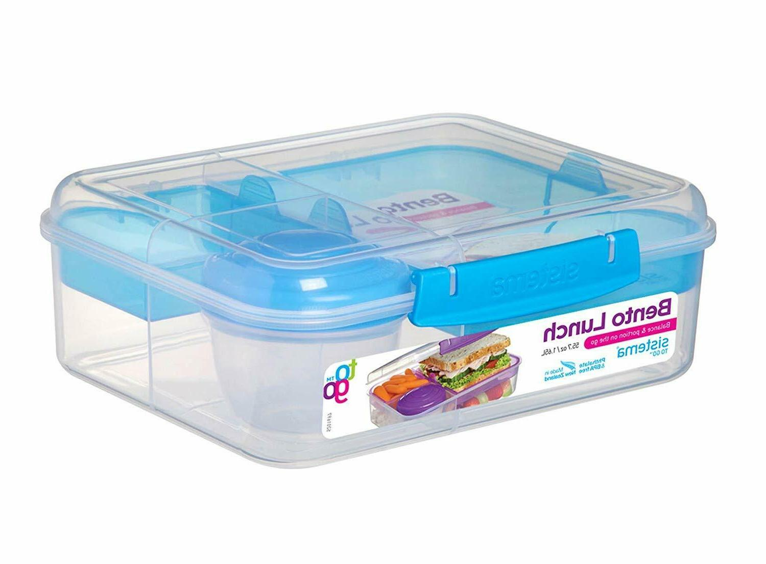 to go collection bento lunch box large