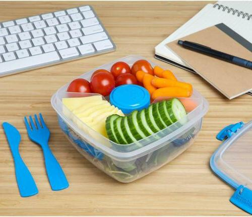 Sistema To Salad Food 37 L, Assorted Colors