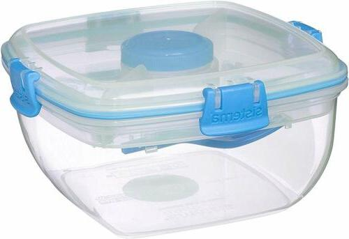 Sistema Go Salad Food Storage 37 oz./1 Colors
