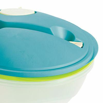 Bowl Container Cup, Lid, &