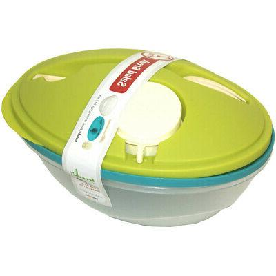 Life Story To-Go Bowl Dressing Lid, Fork, 4