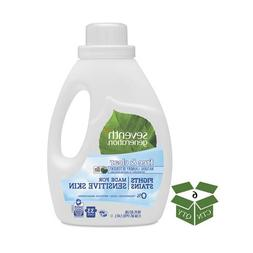 Seventh Generation Natural 2X Concentrate Liquid Laundry Det