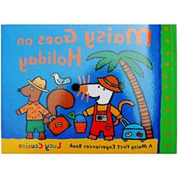 Maisy <font><b>Goes</b></font> on Holiday By Lucy Cousins Ed