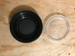 Microwave Take Out To-Go Round Container 16 oz 150/Set