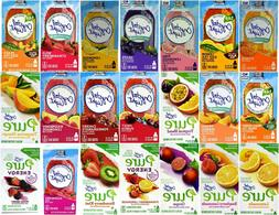 Crystal Light On The Go Drink Mix Many Flavor Choices Buy Mo