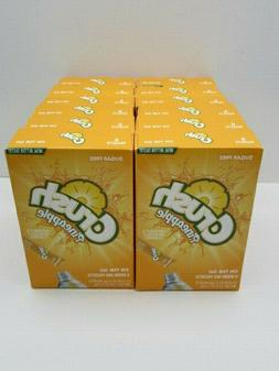 Pineapple Crush Singles To Go Water Drink Mix - Sugar Free -