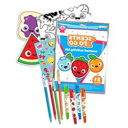 Scents To Go Smencils Kit - 51 pieces - Scented Color Pencil