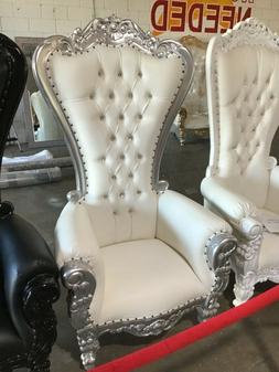 Throne chair FURNITURE TO GO wedding event party