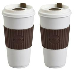 Copco To Go Travel Mug With Spillproof Lid Insulated BPA Fre