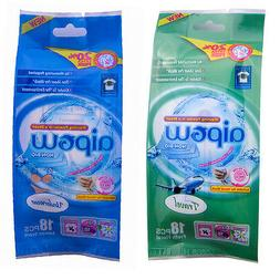 Washing Powder Sheet Travel and Underwear Pack Non-bio Laund
