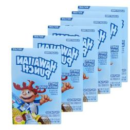 HAWAIIAN PUNCH White Water Wave Singles To Go Lot Of 6 boxes