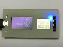 """WiFi Deauther + Ready To Go + 0.96"""" OLED V2.1.0 + White 3D C"""