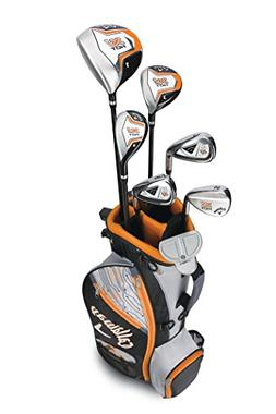 Callaway XJ Hot Junior Set -Right Hand-Age 5-8