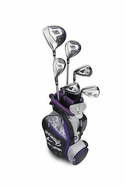Callaway XJ Hot Junior Set -Right Hand-Age 9-12